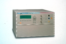 Surge Generator produces test surges to ANS/IEEE C62.41.