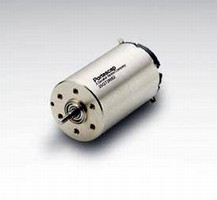 Brushed DC Motors suit high-volume manufacturing jobs.