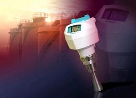 Radar Level Transmitter features advanced signal processing.