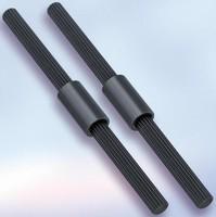 Miniature Spline Shafts do not require external lubrication.