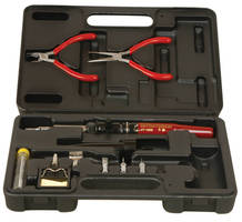 Tool Kit provides cordless soldering solution.