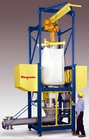 Bulk Bag Conditioning System is integral to unloader.