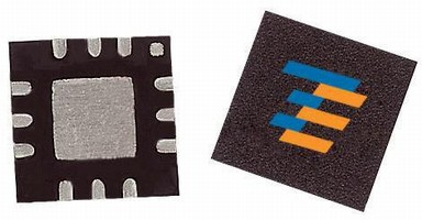 SPDT Switch suits broadband applications.