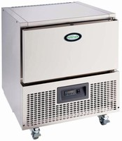 Blast Chiller is designed for small, low-volume kitchens.