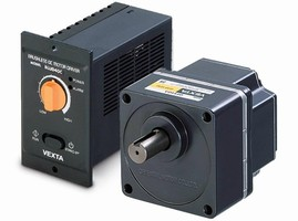 Speed Control Package features DC motor and box driver.