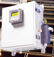Dissolved Ammonia Monitor provides measurement stability.