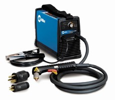 Miller to Showcase TIG Welders, Lightweight Plasma Cutter and New Millermatic MIG Welders at 2007 FABTECH International/AWS Welding Show