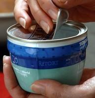 Sonoco Introduces UltraPeel(TM) Retort Membrane End