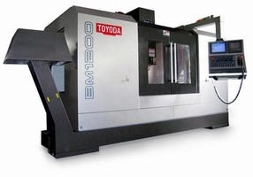 Toyoda Machinery Showcases New Inverted Vertical Turning Center at CMTS
