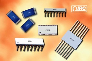 IRC's Complete Range of High-Reliability Devices Meet Requirements of Stringent Military Environments