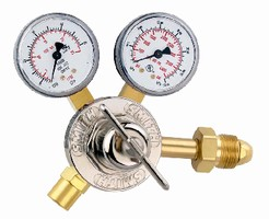 Gas Regulators minimize gas flow blockages.