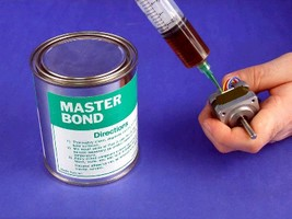 Epoxy Resin cures at low temperature.