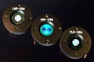 Optical Elements produce axisymmetric polarizations.