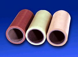 Custom Tubing features overwrapped design.