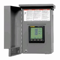 Metering Cabinet monitors energy for commercial properties.