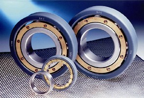 Electrically Insulated Bearings prevent damage by corrosion.