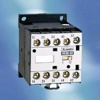IEC Control Relays feature 10 A/600 V contact rating.