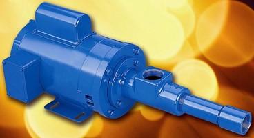 Metering Pump suits low-flow liquid processing applications.
