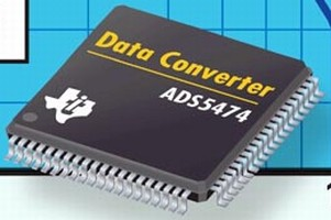 ADC IC enables 14-bit resolution with 200-MHz bandwidth.