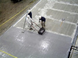 Valspar Morritex® Concrete Coating Systems are Easily Customized for Specific Flooring Environments