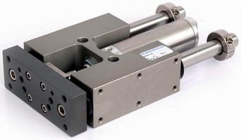 Air Cylinders suit heavy-duty applications.