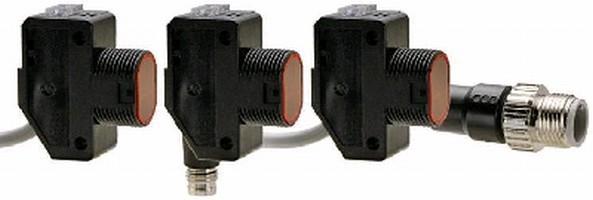 Photoelectric Sensors provide 500 µs response.