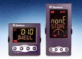 Temperature Controllers feature self-tuning PID algorithms.