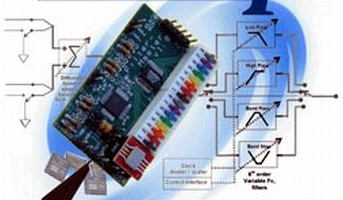Low-Frequency Filter is based on dpASP technology.