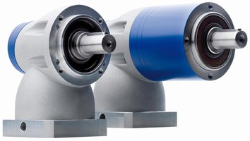 Right Angle Drive accommodates various applications.