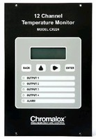 Temperature Monitor protects electric machinery.