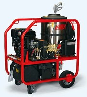 Pressure Washers offer variety of mobility options.