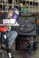 AC/DC TIG Welders promote optimal low-end arc starts.