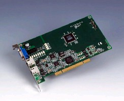 PCI Interface Card features two AMONet master ports.