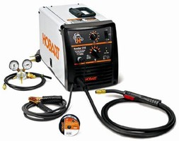 All-In-One MIG Welder delivers precise arc control.