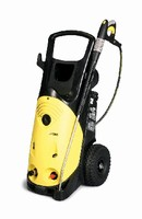 Electric Pressure Washers suit indoor and outdoor cleaning.