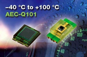 Surface Mount Photodiodes sense ambient light.