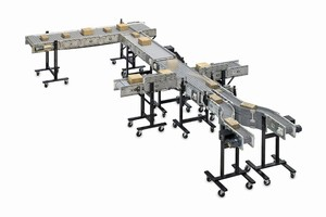 Reduce Operational Expenses with Modular ARB(TM) Conveyors