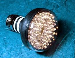 Short-Neck LED Bulbs replace incandescent bulbs.