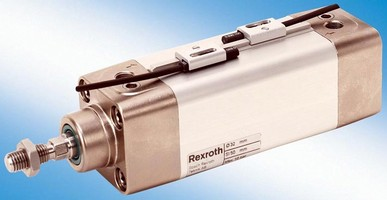 Air Cylinders suit dust-off or light wash-down applications.