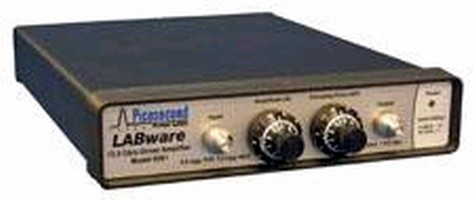 Laboratory Amplifiers feature plug-and-play operation.