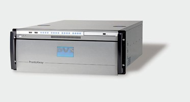 IBC 2007: DVS Offers HDTV Solutions for Broadcasters