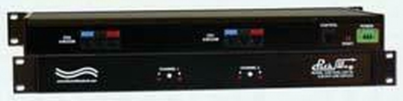 Rackmount Data Switch delivers 10 Base-T LAN access.