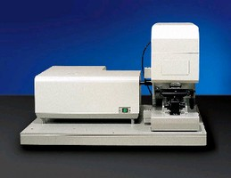 Microspectrophotometers feature PC-controlled operation.