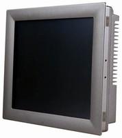 Fanless Touch Panel Computer serves as HMI platform.