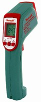 Infrared Thermometer measures welding preheat temperatures.