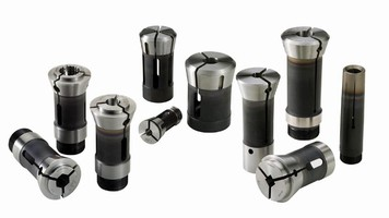 Hardinge Expands Their Line of European-Style Collets and Feed Fingers