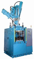 Injection Molding Machines come in 5 tonnages from 100-500.