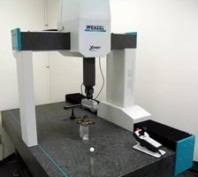 Laser Design Laser Scanners Fully Integrated with Wenzel CMMs