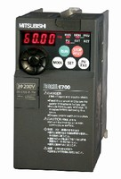 Variable Frequency Drive offers remote operation.