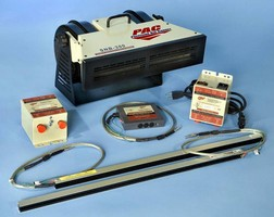 Industrial Equipment Manufacturer Unveils Line of Static Neutralizing and Charging Products